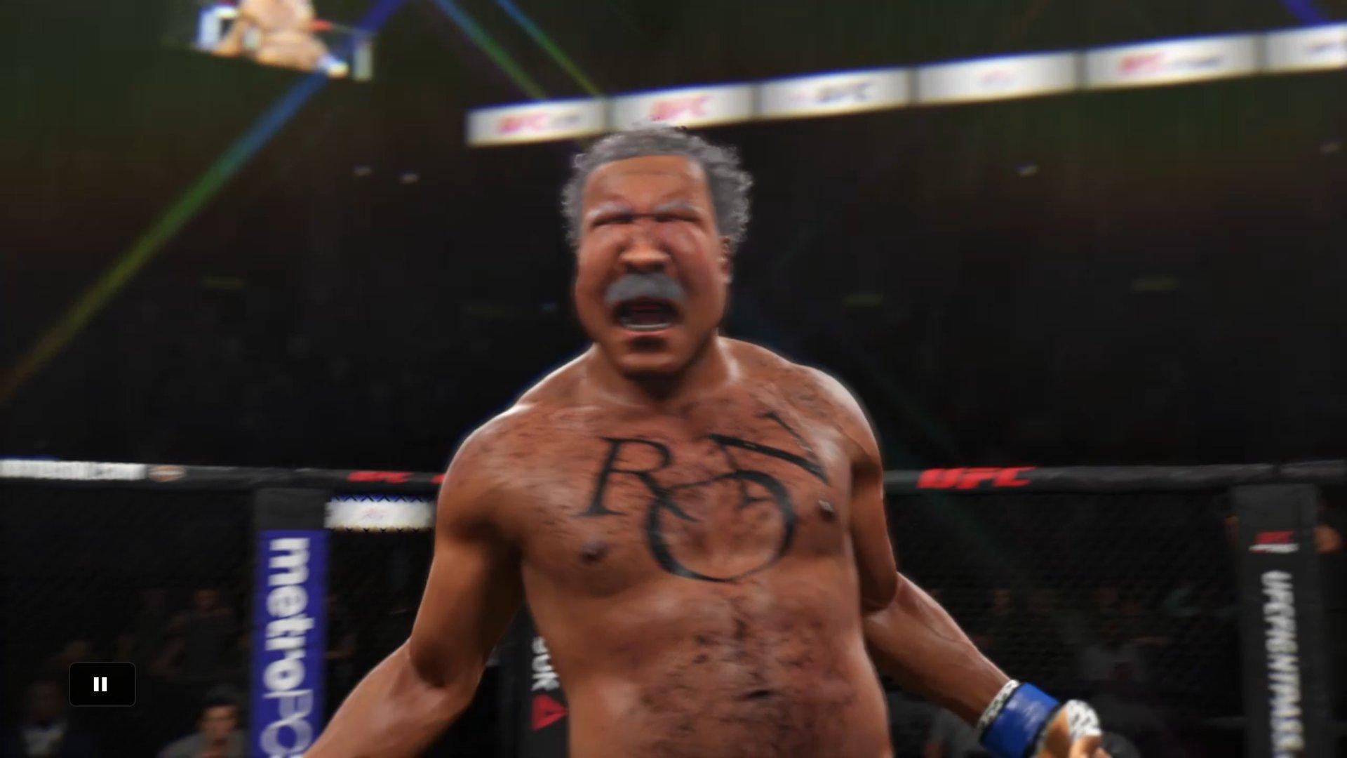 UFC 2 Vs UFC 3